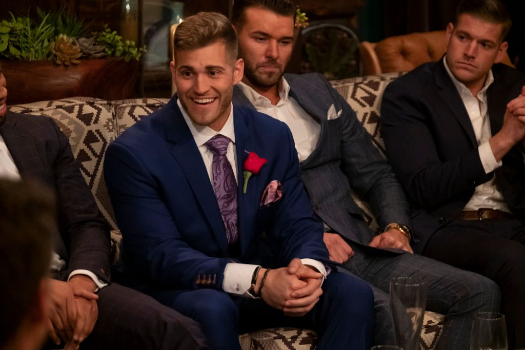 Luke P. from 'The Bachelorette'