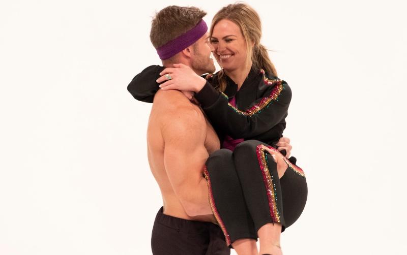 Luke P. and Hannah Brown on The Bachelorette