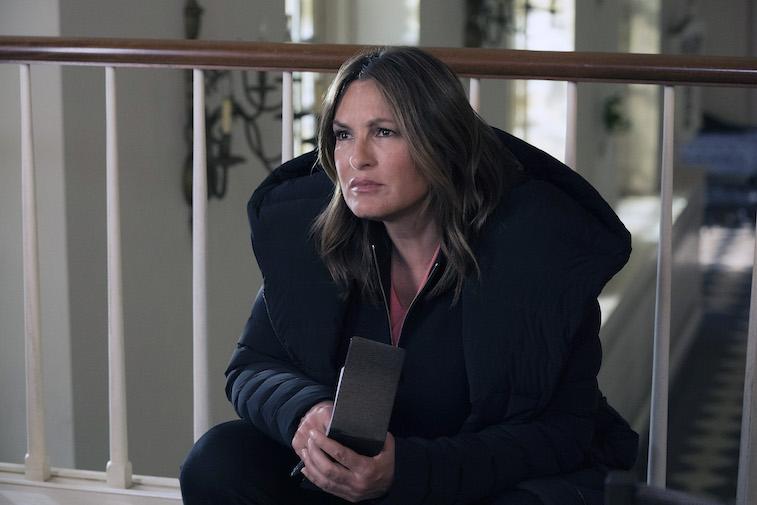 Mariska Hargitay as Lieutenant Olivia Benson