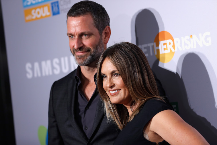 Law Order How Did Mariska Hargitay And Peter Hermann Meet