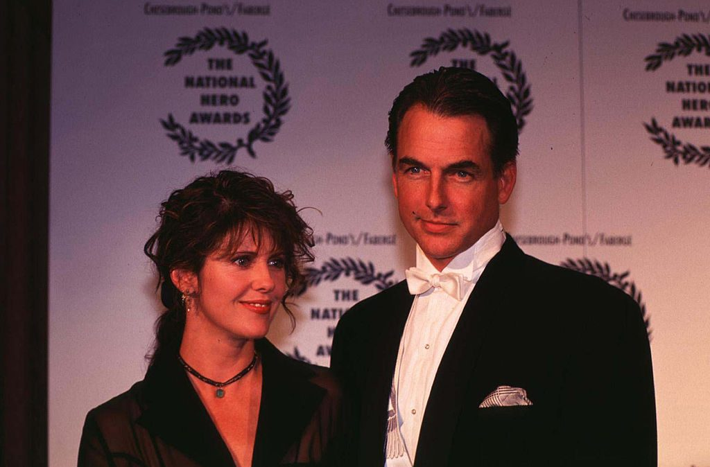 Mark Harmon with wife Pam Dawber |Steve Eichner/WireImage