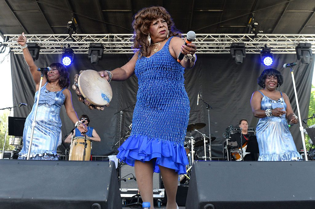 Bakersfield hosts Martha and the Vandellas