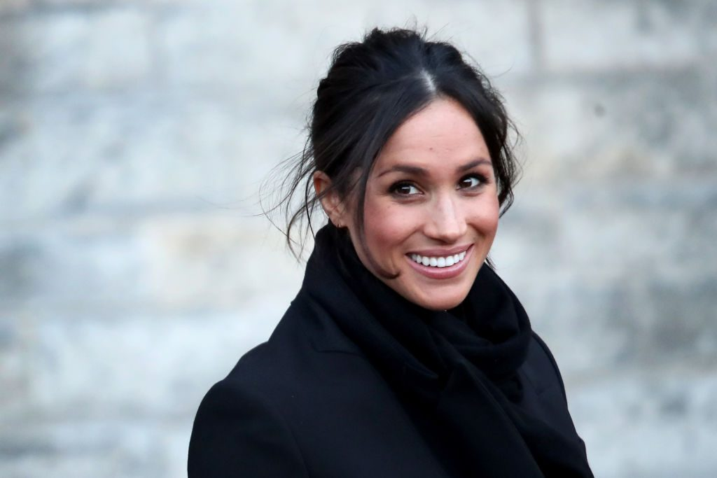 Meghan Markle guest editor for British Vogue