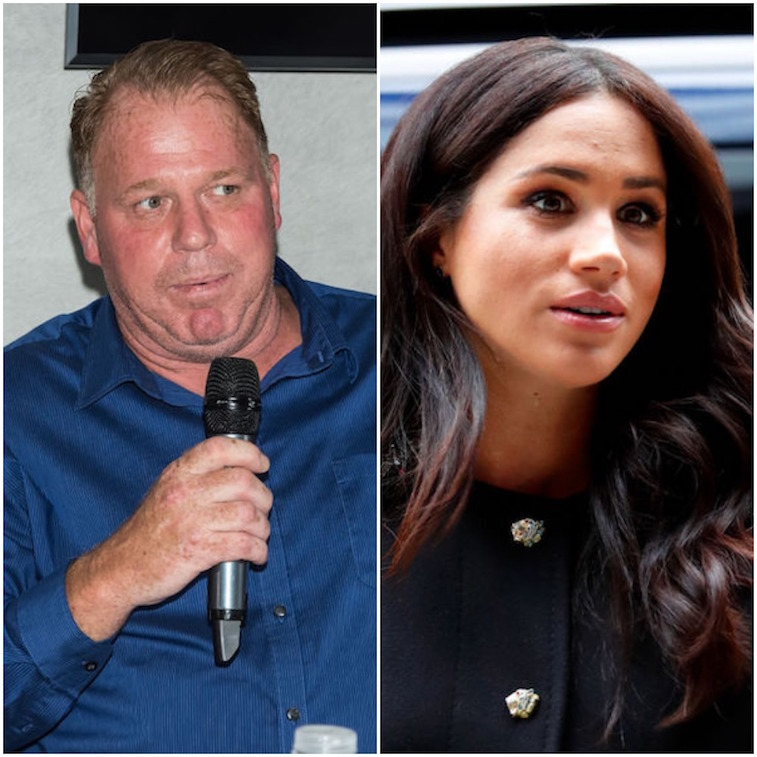 Thomas Markle Jr. Says Meghan Markle's Fame Has Ruined Him