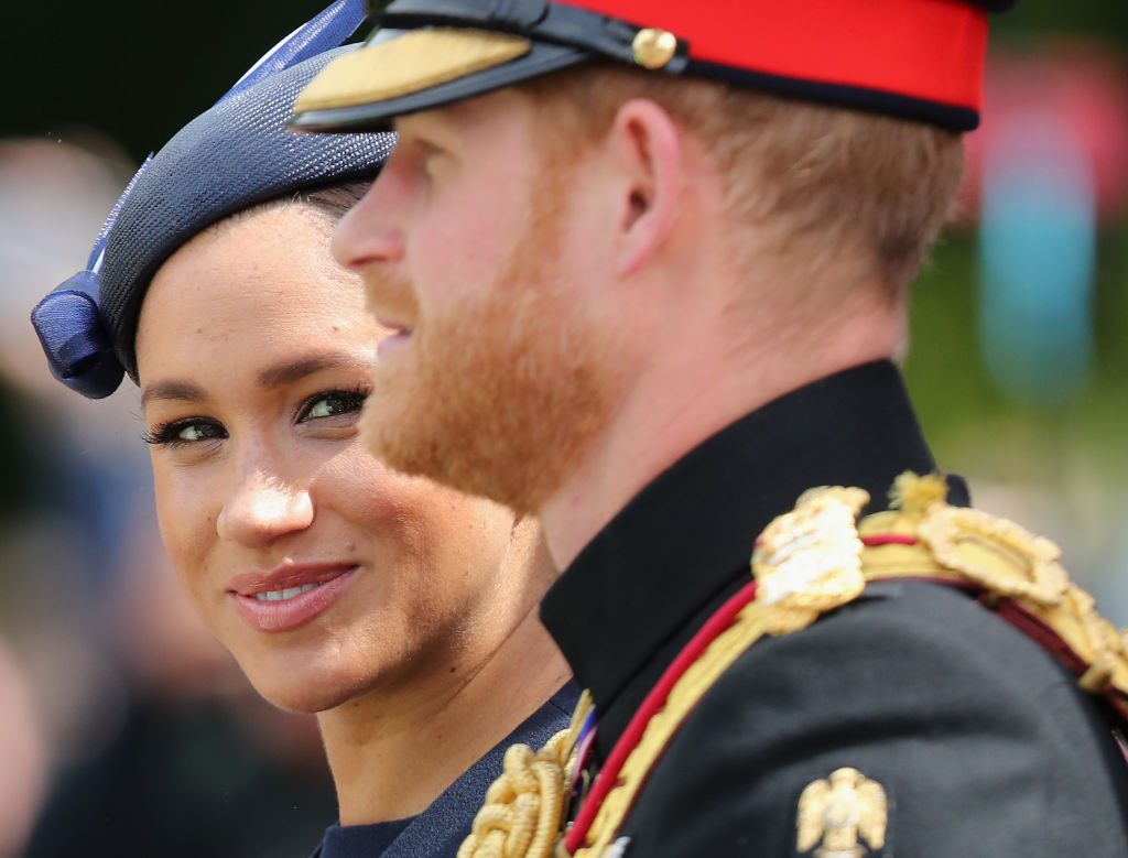 Meghan Markle and Prince Harry | Chris Jackson/Getty Images