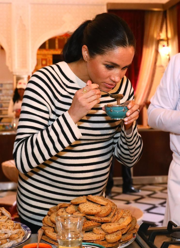 Meghan Markle |  Tim P. Whitby - Pool/Getty Images