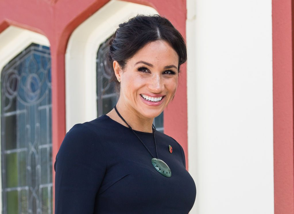 Meghan Markle The Duke And Duchess Of Sussex Visit New Zealand