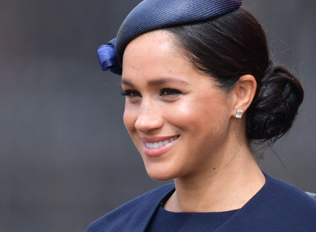 Meghan Markle at Trooping the Colour | Daniel Leal-Olivas / AFP/Getty Images