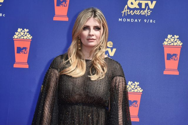 """Mischa Barton attends the MTV Movie & TV Awards in 2019 at the Hangar Hangar on June 15, 2019 in Santa Monica , California. 