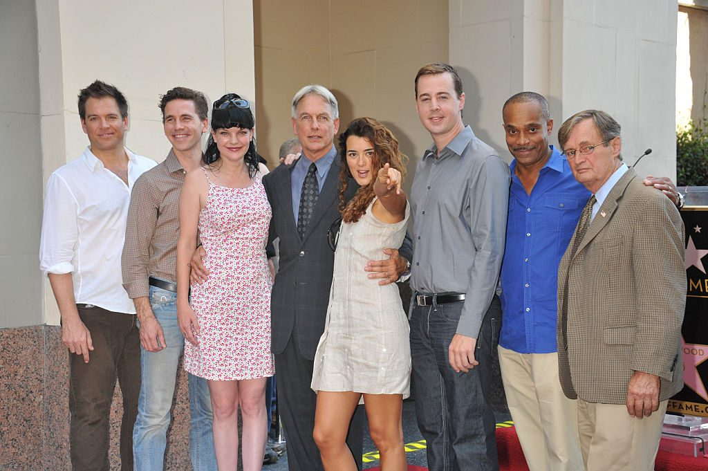 NCIS Cast | Frank Trapper/Corbis via Getty Images