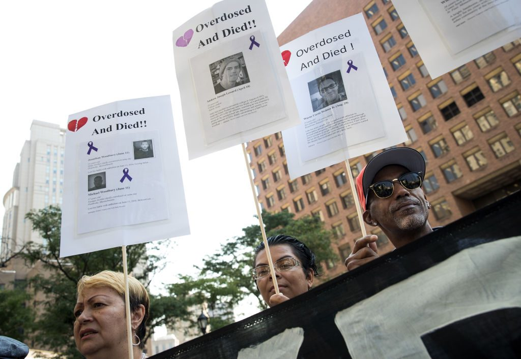 Activists Call For Reallocating Some Of NYPD's Opioid Crisis Budget To Recovery Programs