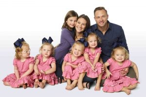 'OutDaughtered' Star Adam Busby Defends His and Wife Danielle's Kid-Free Resort Vacation During Pandemic
