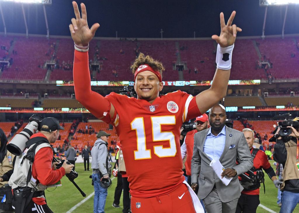 Is The Kansas City Chiefs Superstar Qb Patrick Mahomes Married