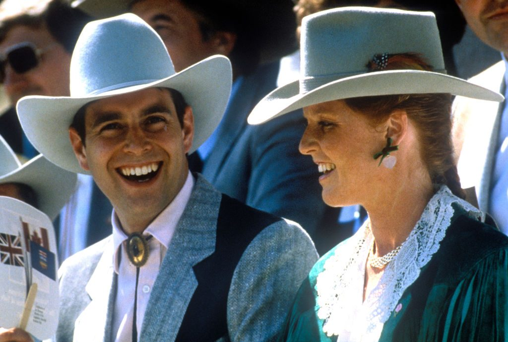 Did Sarah Ferguson Admit To Divorcing Prince Andrew For Money