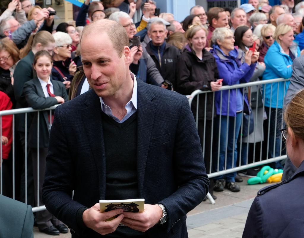 Prince William Affair Rumors Has Left Rose Hanbury