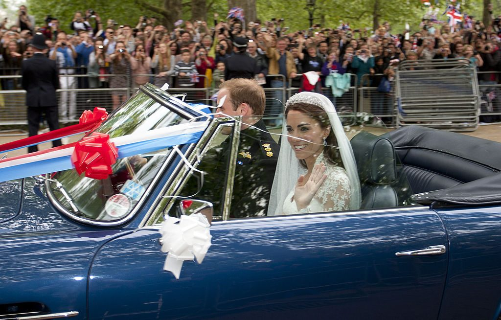 Prince William and Kate Middleton The Royal Wedding