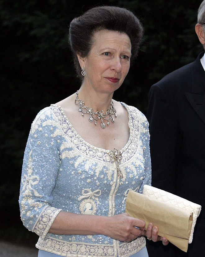 The Super Sweet Way Princess Anne Paid Tribute To the ...