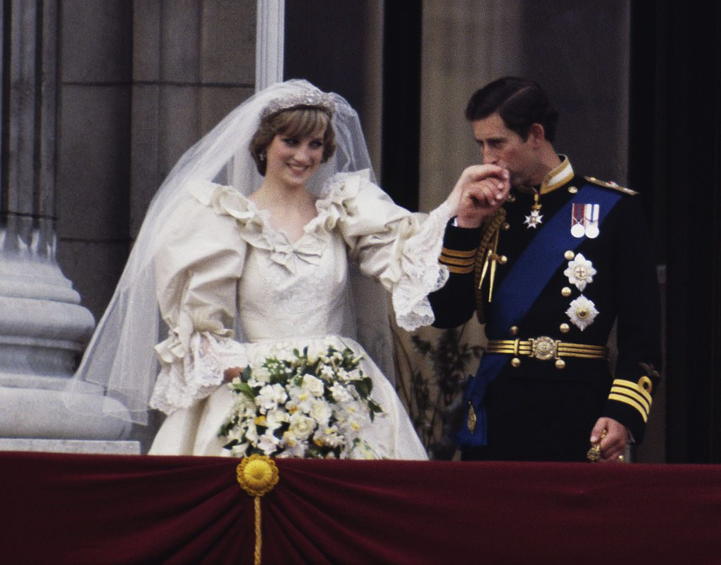 Princess Diana and Prince Charles' Royal Wedding