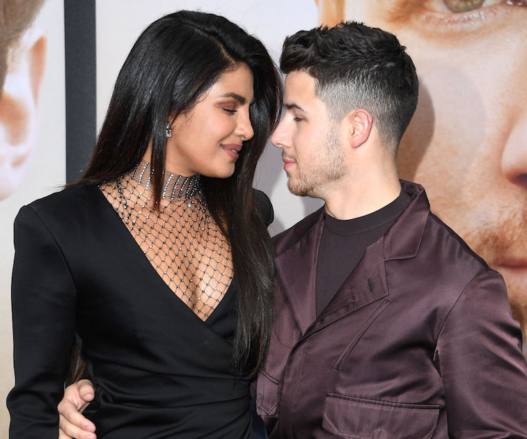 Nick Jonas & Priyanka Chopra Go Shopping With Joe Jonas