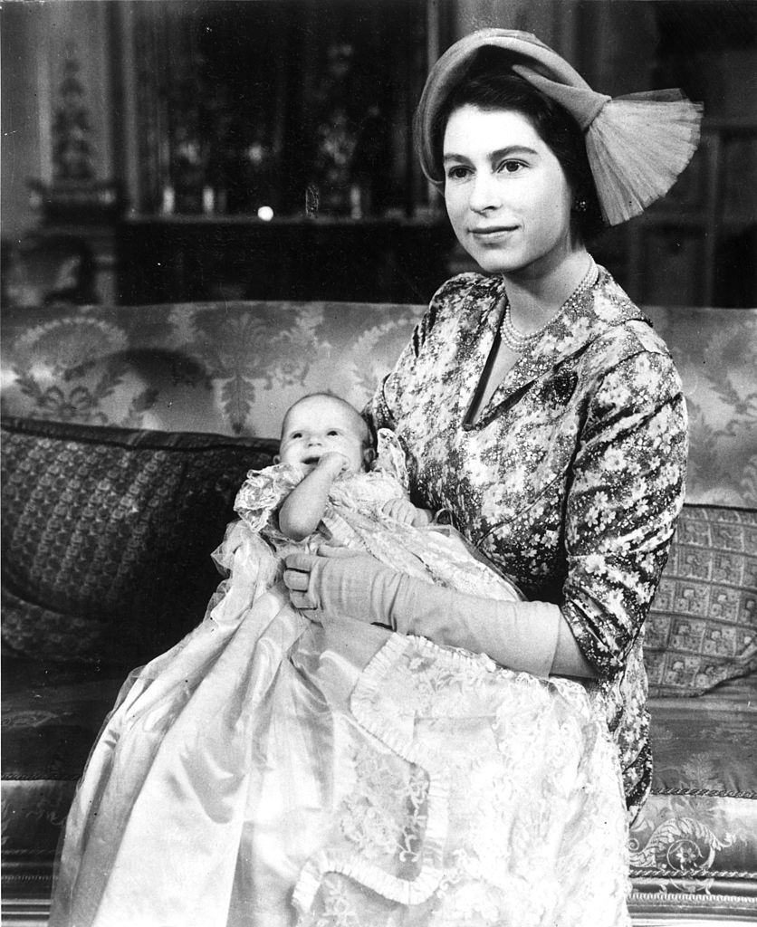 Queen Elizabeth and Princess Anne