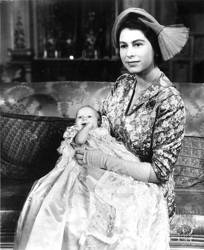 Queen Elizabeth and Princess Anne