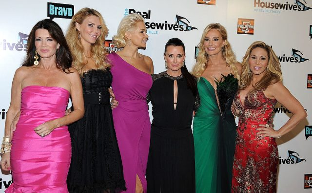 The cast of the 'Real Housewives of Beverly Hills'
