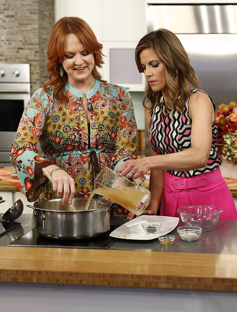 Ree Drummond and Natalie Morales |Peter Kramer/NBC/NBC NewsWire via Getty Images