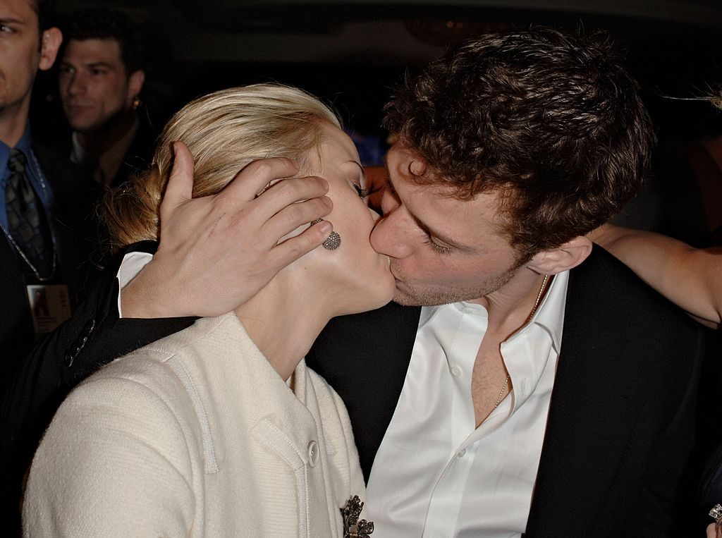 Reese Witherspoon and actor Ryan Phillippe