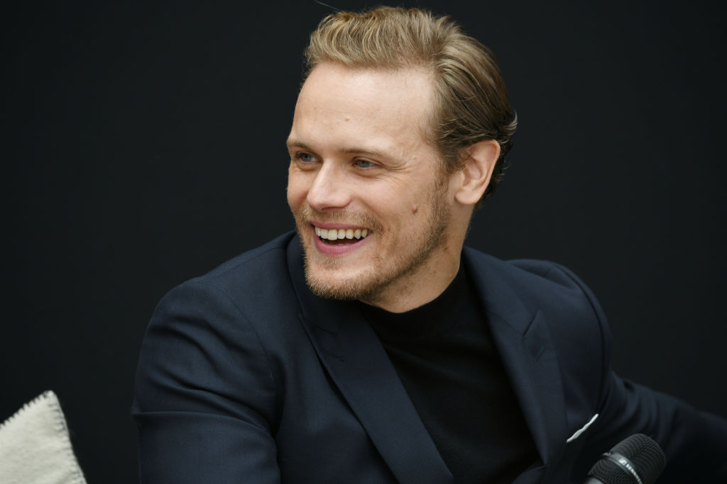 Outlander' Star Sam Heughan On Finding That One Great Love