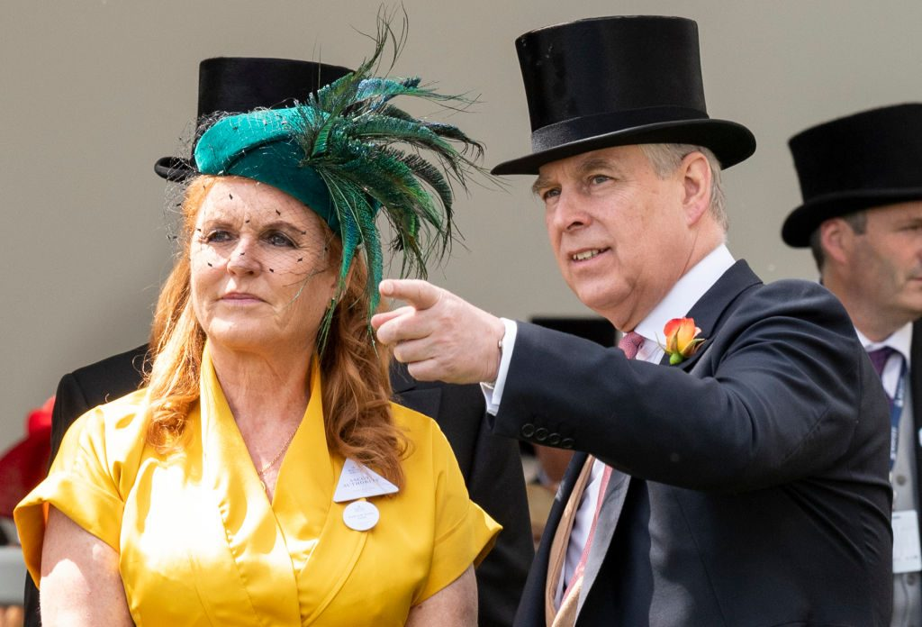Sarah Ferguson Finally Admits She And Prince Andrew Are