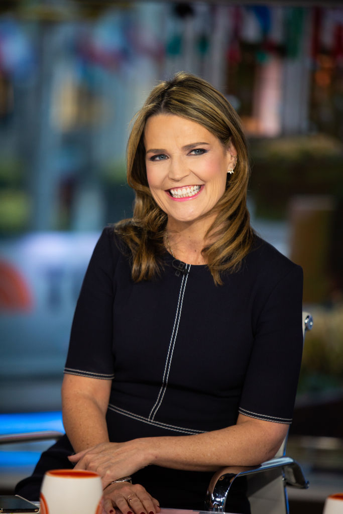 Today Show What Is Savannah Guthrie S Net Worth