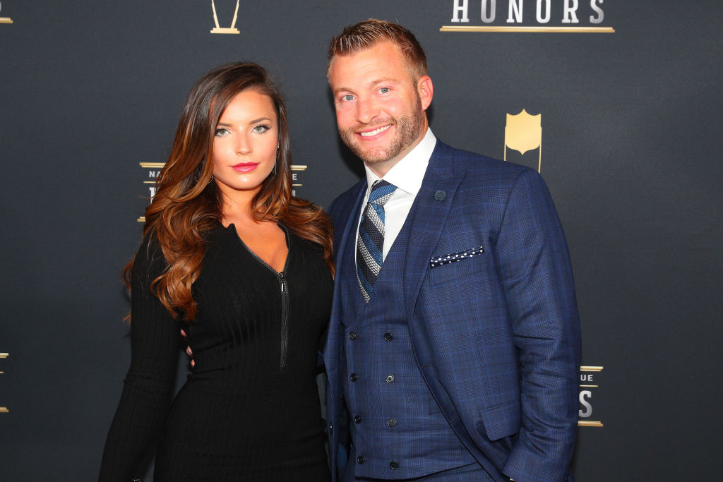 Who Has the Higher Net Worth, Sean McVay or Veronika Khomyn?