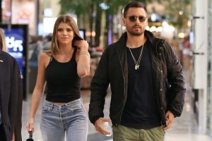Fans Really Want Kourtney Kardashian and Scott Disick Back Together—But How Does Sofia Richie Feel About That?