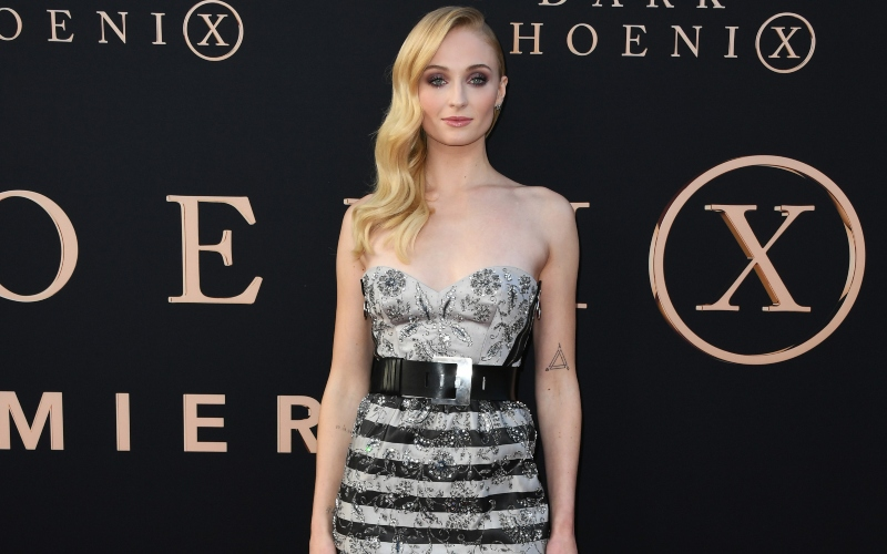 "Sophie Turner at Premiere Of 20th Century Fox's ""Dark Phoenix"""