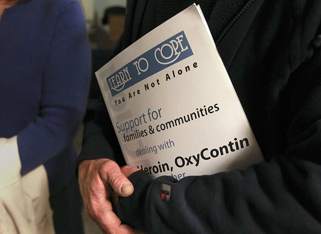 Learn To Cope, Supports Family Of Opiate Addicts