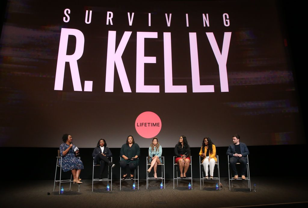 Surviving R. Kelly event | Jesse Grant/Getty Images for Lifetime
