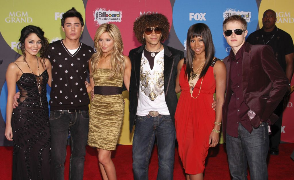The Cast Of High School Musical 3