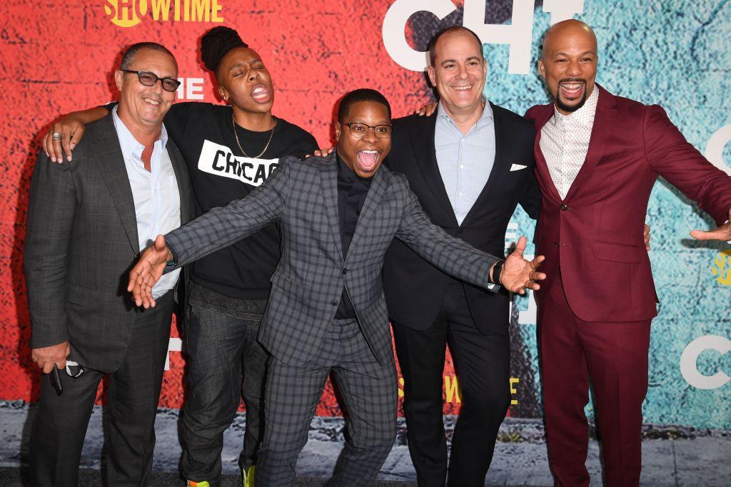 cast of the chi season 2