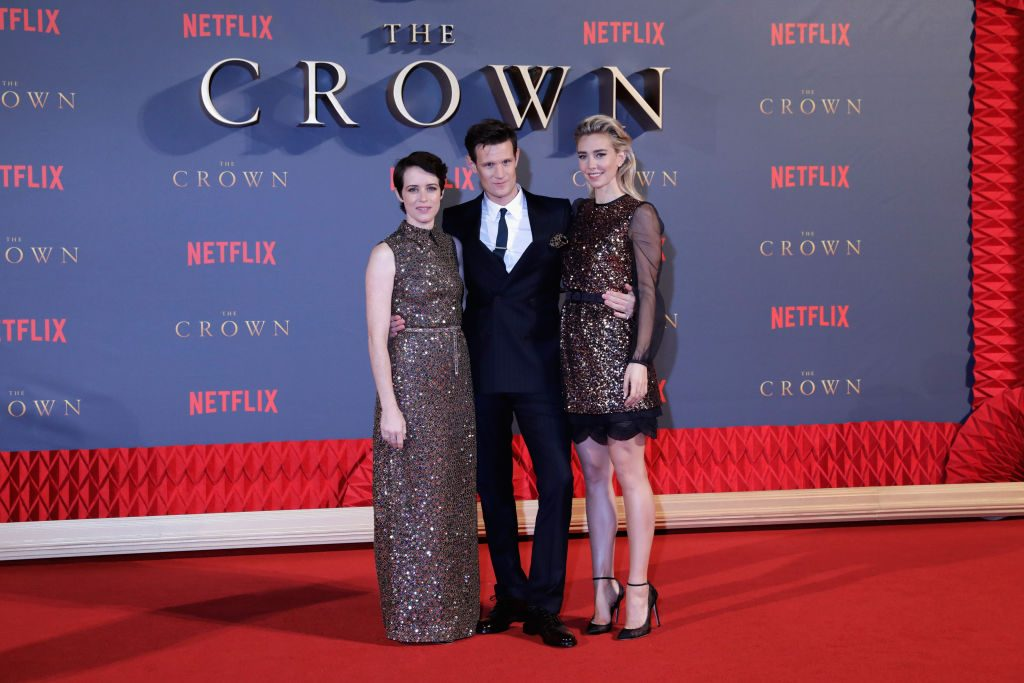 'The Crown' Netflix cast