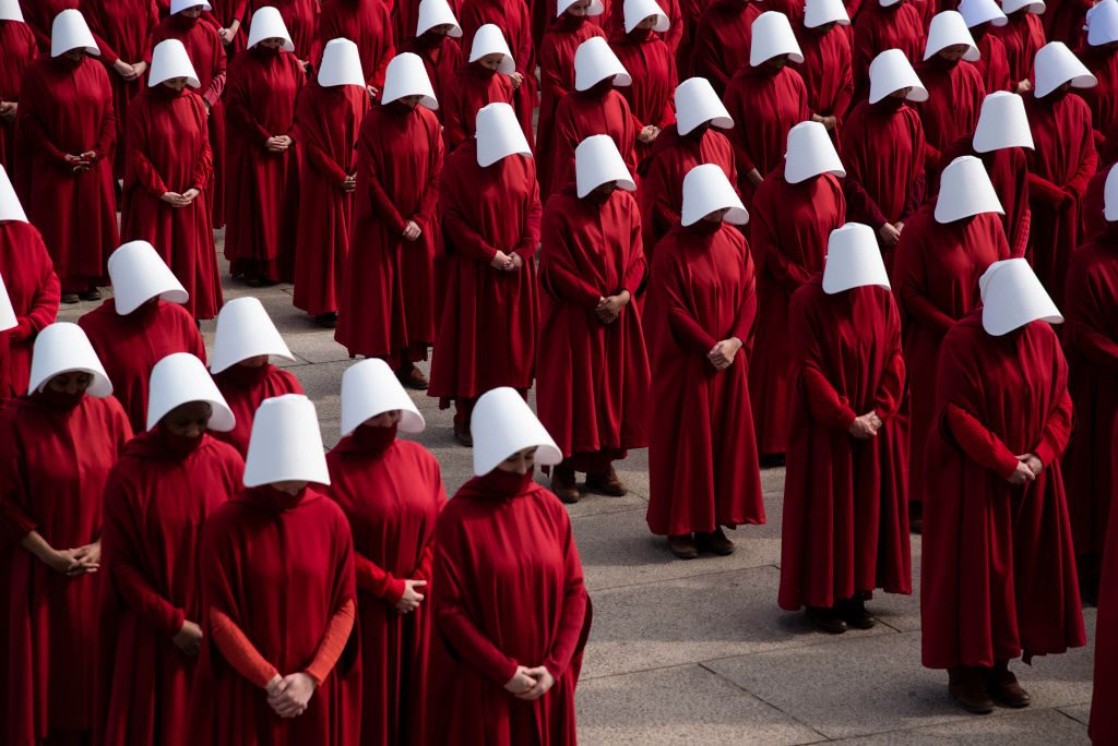 'The Handmaid's Tale' | Calla Kessler for The Washington Post via Getty Images