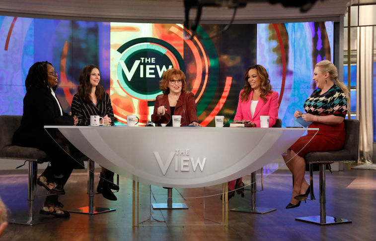 'The View' cohosts