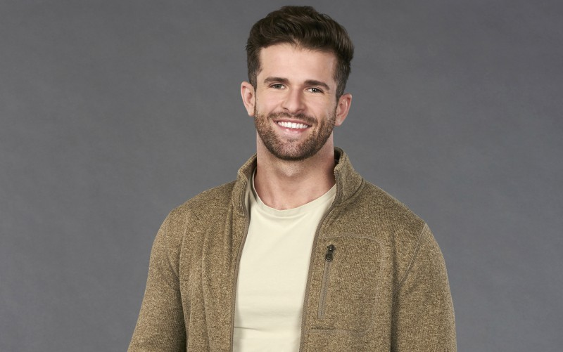 "Jed Wyatt on ""The Bachelorette"""