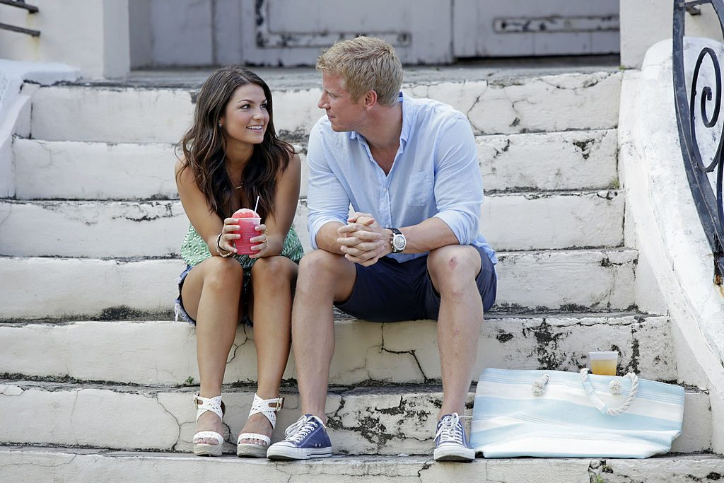 """ABC's """"The Bachelor"""" Sean and Tierra"""