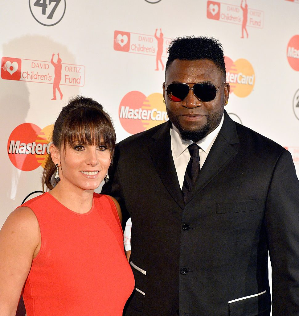 Is Former Boston Red Sox Star David Ortiz Married And How Many