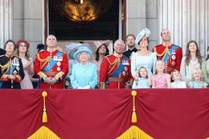 Will The Buckingham Palace Balcony Renovation Be Ready in Time For Trooping The Colour?