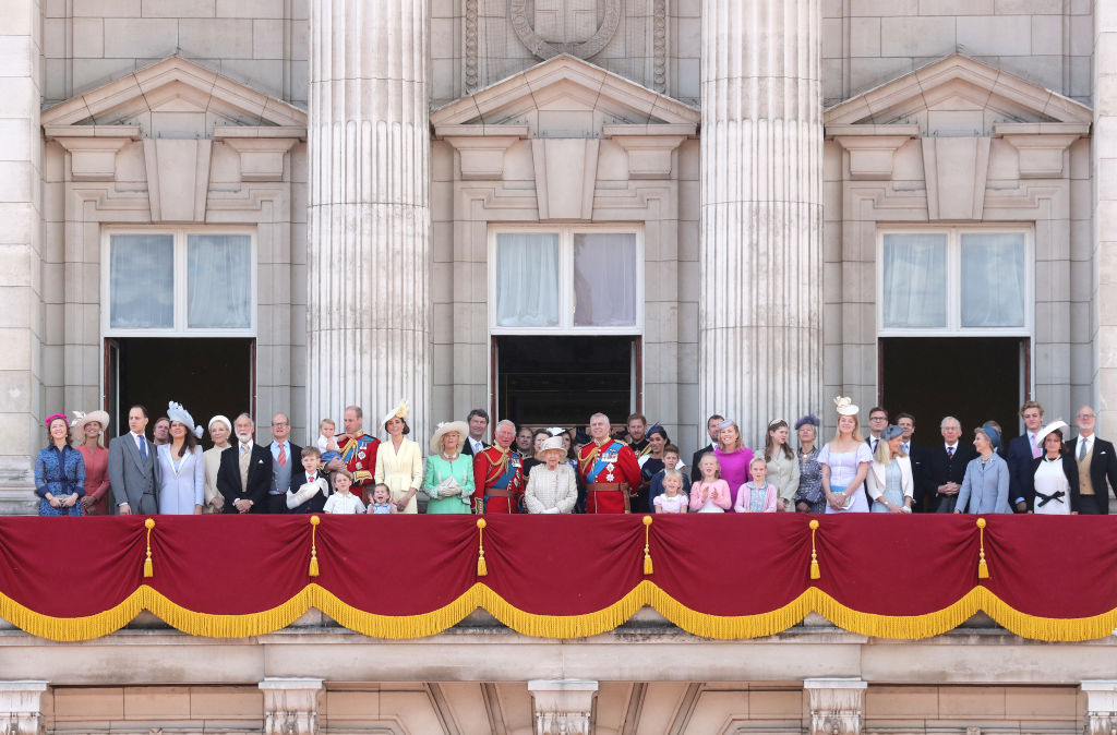 Trooping the Colour: Why Did Meghan Markle and Prince Harry