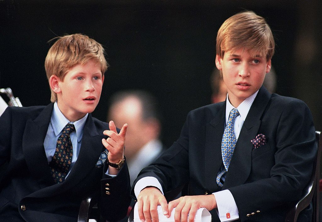 Are Prince Harry and Prince William Still Feuding or Just Growing Up? - The Reports