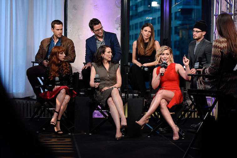 'Younger' cast