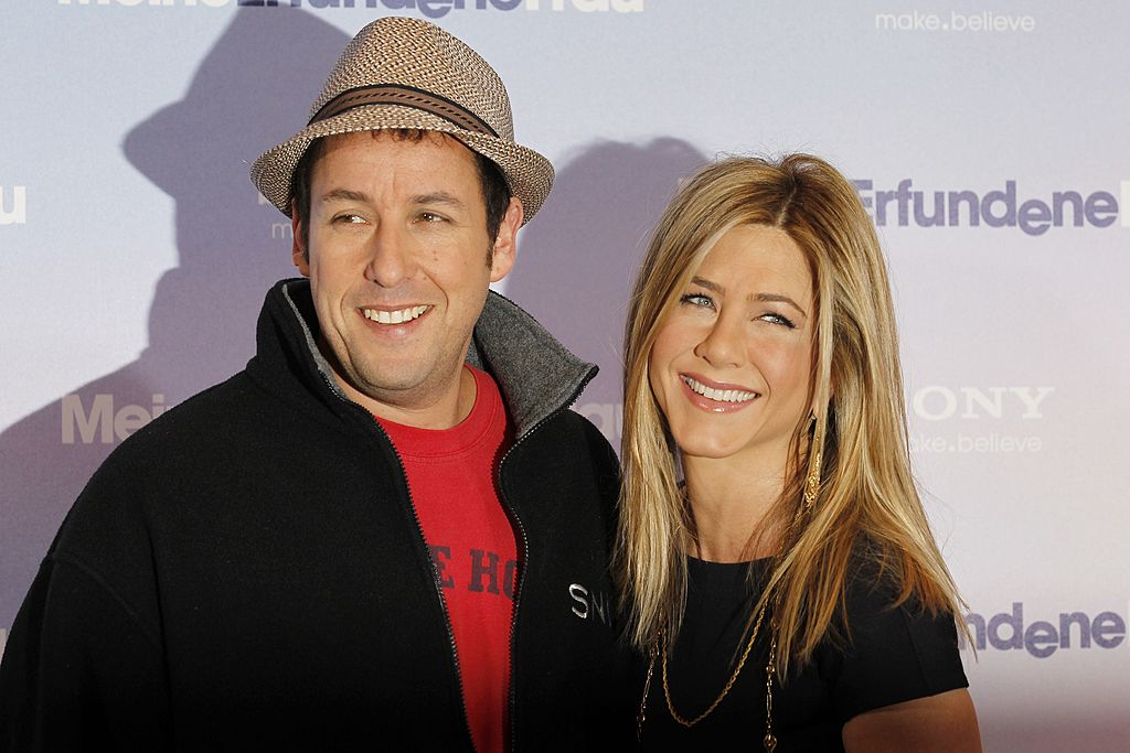 How Long Have Jennifer Aniston Adam Sandler Been Friends