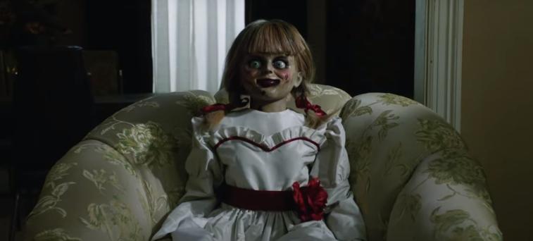 Annabelle doll.